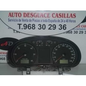 CUADRO CUENTA KM VW POLO 1.9 TDI AÑO 2005