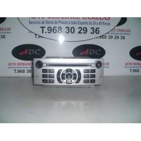 RADIO PEUGEOT 407 AÑO 2007