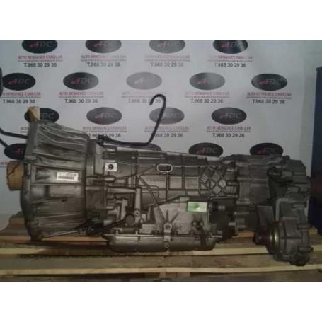 CAJA DE CAMBIOS AUTOMÁTICA CON TRANSFER BMW X5 4.4 I