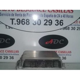 CENTRALITA MOTOR MERCEDES CLK 270 CDI W209 AÑO 2004