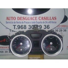 CUADRO CUENTA KM RENAULT MEGANE COUPE 2.0 I AÑO 2005