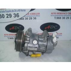 Compresor de aire acondicionado Peugeot Bipper 1.4 hdi año 2008-2011