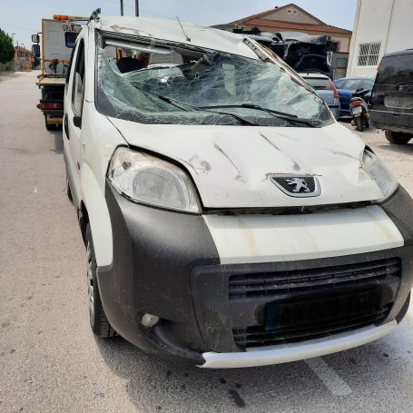 Peugeot Bipper 1.4 hdi año 2010 vehiculo para despiece