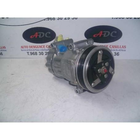 Compresor de aire acondicionado Citroen C3 1.4 hdi año 2010
