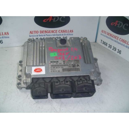 Centralita motor Peugeot 308 /207 1.4 G 16v año 2008