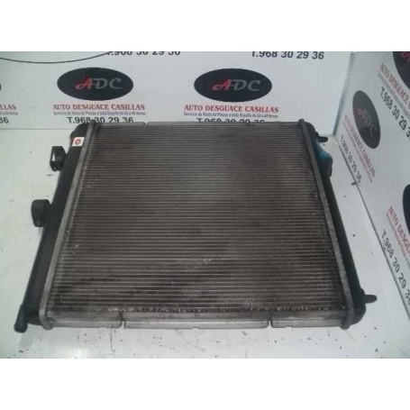 Radiador de agua Citroen C3 1.4 hdi año 2012