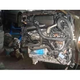 Motor Peugeot BIpper 1.4 hdi año 2010