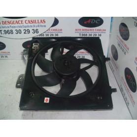 Electroventilador Citroen C3 1.4 hdi año 2012
