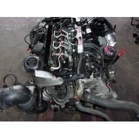 MOTOR BMW SERIE 1 116 2.0 D AÑO 2009 115 CV